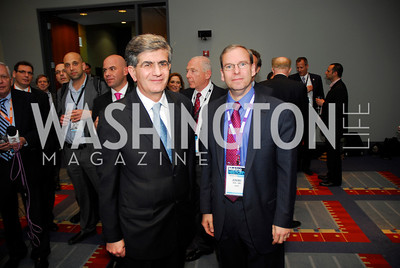 Ambassador Pavlos AnastasiadesJeremy Ben-Ami,March 26,2012,Reception at J Street National  Gala,Kyle Samperton