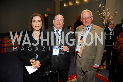 Arlene Stone,David Stone,Lawrence Lerner,March 26,2012,Reception at J Street National  Gala,Kyle Samperton