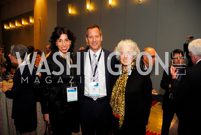 Alexandra Stanton,Kirk Rudy,Carol Winograd,March 26,2012,Reception at J Street National  Gala,Kyle Samperton