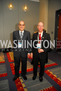 Edward Witten ,Rep.Bill Foster,March 26,2012,Reception at J Street National  Gala,Kyle Samperton