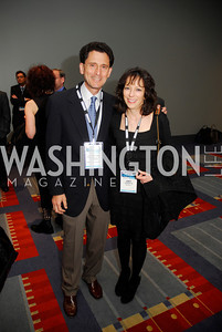 Jeff Pozmantier,Janet Pozmantier,March 26,2012,Reception at J Street National  Gala,Kyle Samperton