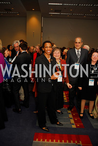 Rep  Donna Edwards,March 26,2012,Reception at J Street National  Gala,Kyle Samperton