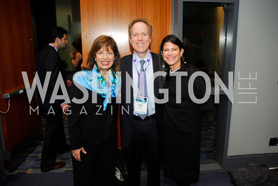 Rep Jackie Speier,Daniel Kohl,Marci Rosenberg,March 26,2012,Reception at J Street National  Gala,Kyle Samperton