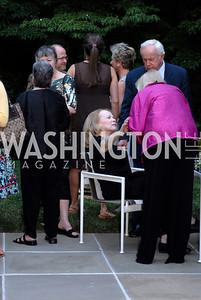 Mary Margaret Valenti,June 15,2012,Reception for Larry Kramer,Kyle Samperton