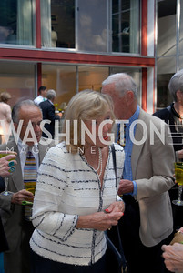 Connie Povich,Jim Nathanson,June 15,2012,Reception for Larry Kramer,Kyle Samperton
