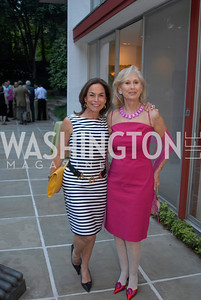 Melissa Moss,Willee Lewis,June 15,2012,Reception for Larry Kramer,Kyle Samperton