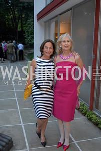 Melissa Moss,Willee Lewis,June 15,2012,Reception for Larry Kramer,Kyle Samperton
