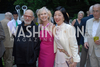 Larry Kramer,Willee Lewis,Yoriko Fujisaki,,June 15,2012,Reception for Larry Kramer,Kyle Samperton