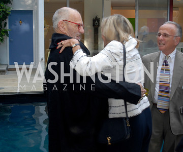 Larry Kramer,Connie Povich,Jim Nathanson,June 15,2012,Reception for Larry Kramer,Kyle Samperton