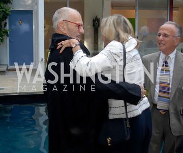 Larry Kramer,Connie Povich,Jim Nathanson,June 15,2012,Reception for Larry Kramer,Kyle Samperton