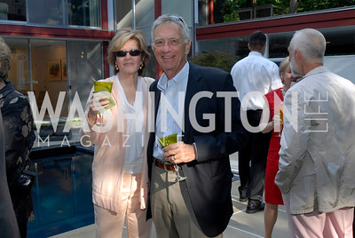 Sue Bailey,Rex Killian,June 15,2012,Reception for Larry Kramer,Kyle Samperton