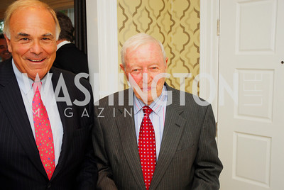 Ed Rendell,Albert Small,April17,2012,Reception for  The Museum Of The American Revoultion,Kyle Samperton