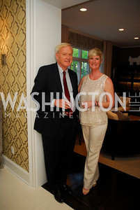 Chris Matthews,Kristin Snow,April17,2012,Reception for  Museum of The American Revolution ,Kyle Samperton