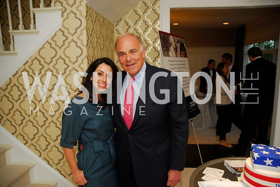 Lindsay Ellenbogen,,Ed Rendell,April17,2012,Reception for The  Museum Of The American Revolution,Kyle Samperton