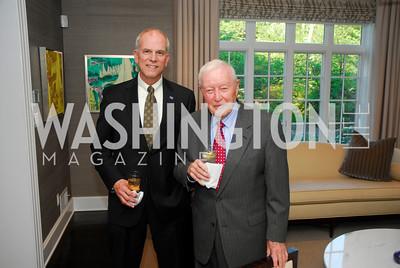 Michael Quinn ,Albert Small,April17,2012,Reception for The  Museum of the American Revolution,Kyle Samperton