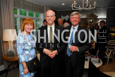 Mary Rogers,Michael Quinn,Brian Rogers,April17,2012,Reception for The  Museum of the American Revolution ,Kyle Samperton