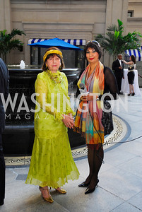 Anna Weatherley,Nazira Karimi,September 12,2012,Reception for Foundation for Afghanistan,Kyle Samperton