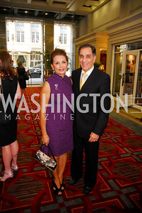 Sheila Saleh, Peter Saleh,September 12,2012,Reception for Foundation for Afghanistan,Kyle Samperton