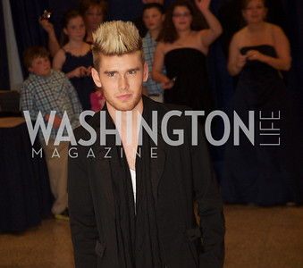 American Idol Colton Dixon White House Correspondents Dinner Red Carpet at the Washington Hilton.  Photo by Ben Droz