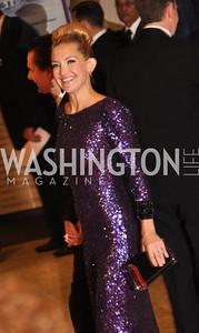 Kate Hudson.  White House Correspondents Dinner Red Carpet at the Washington Hilton.  Photo by Ben Droz