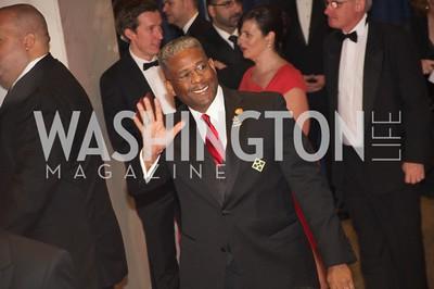 Congressman Allen West R-FL.  White House Correspondents Dinner Red Carpet at the Washington Hilton.  Photo by Ben Droz