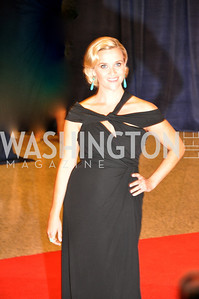 Reese Witherspoon. White House Correspondents Dinner Red Carpet at the Washington Hilton.  Photo by Ben Droz