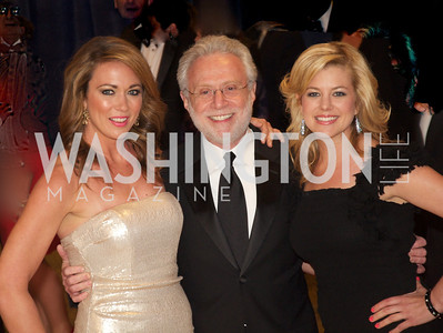Brooke Baldwin, Wolf Blitzer, Brianna Keilar , CNN  White House Correspondents Dinner Red Carpet at the Washington Hilton.  Photo by Ben Droz