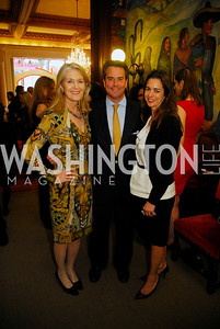 Sydney Johnson,Amb.Stuart Holiday,Gwen Holiday,October 25,2012, Refugee's International Washington Circle Luncheon,Kyle Samperton