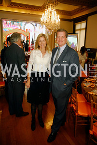 Eileen Shields West,Nels Olson,October 25,2012, Refugees International Washington Circle Luncheon,Kyle Samperton