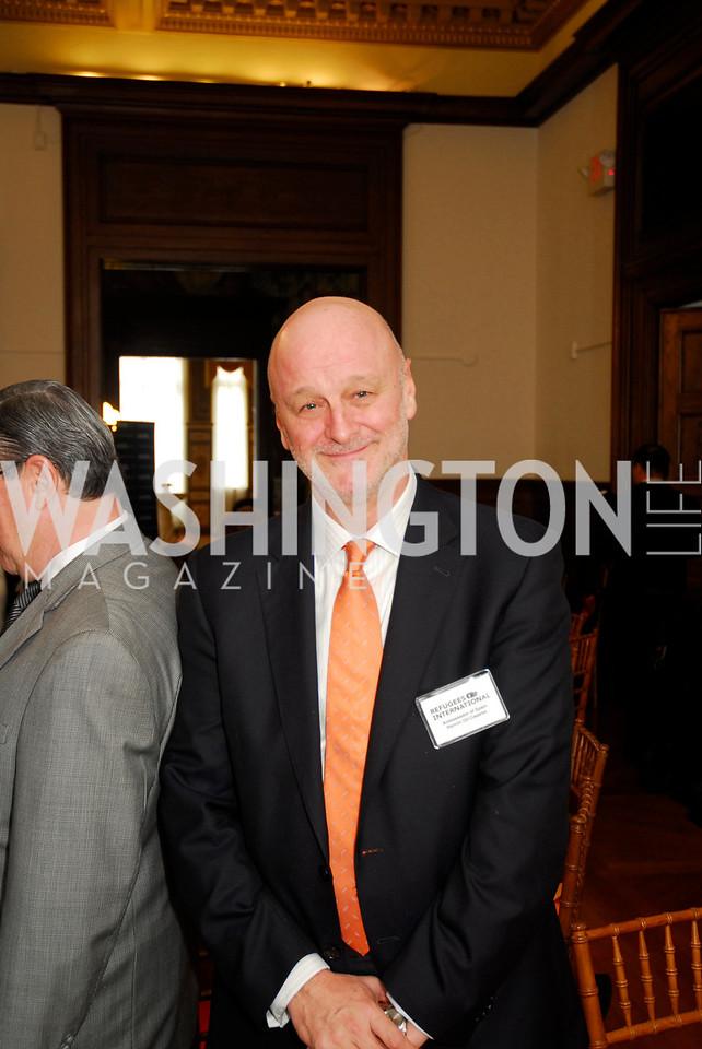 Amb.Ramon Gil-Casares,October 25,2012, Refugees International Washington Circle Luncheon,Kyle Samperton