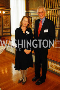 Janet Bruce,David Welles,October 25,2012, Refugees International Washington Circle Luncheon,Kyle Samperton