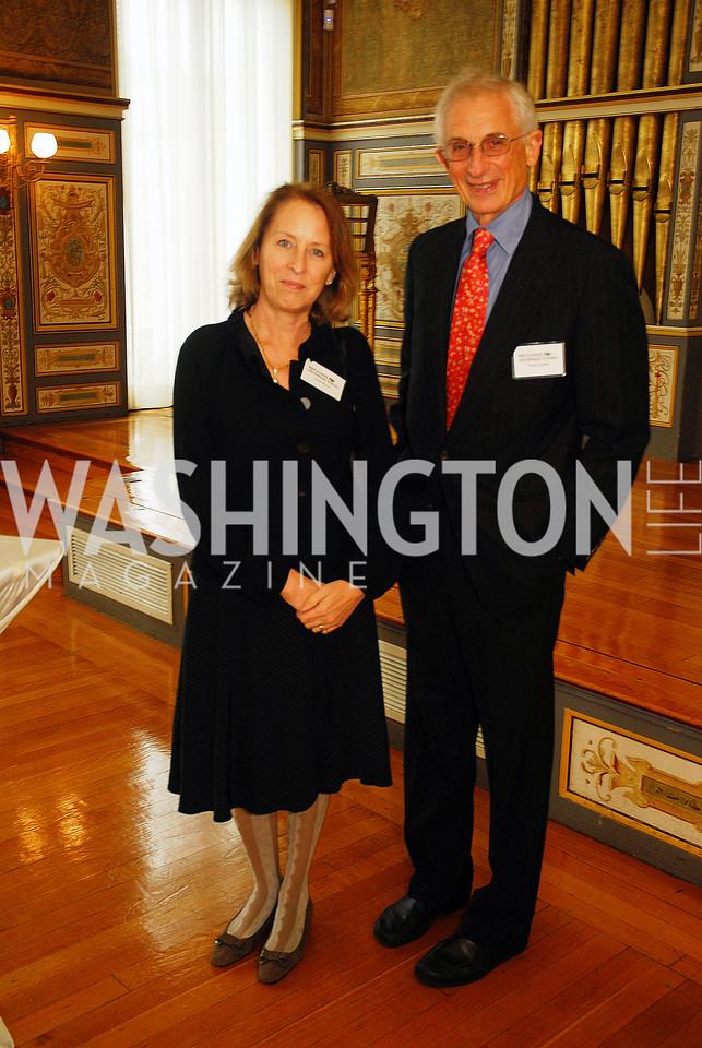 Janet Bruce,David Welles,October 25,2012, Refugees International Washington Circle Luncheon,Kyle Samperton