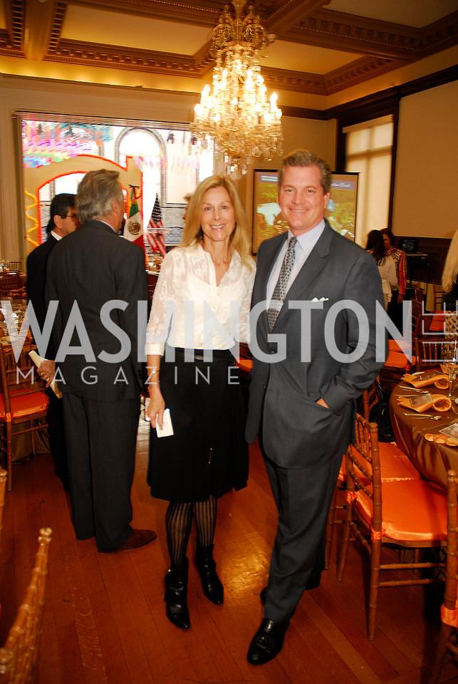 Eileen Shields West,Nels Olson,October 25,2012, Refugee's International Washington Circle Luncheon,Kyle Samperton