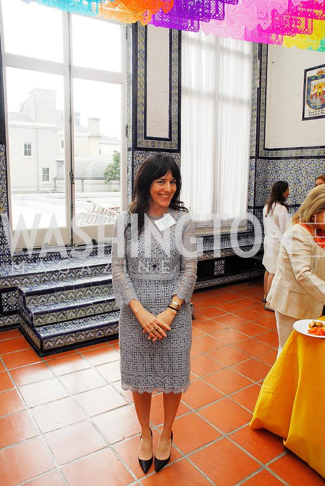 Nora Maccoby,October 25,2012, Refugees International Washington Circle Luncheon,Kyle Samperton