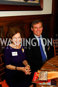 Nancy Ordway,Mike Edington,October 25,2012, Refugee's International Washington Circle Luncheon,Kyle Samperton