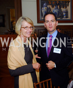 Cathy Jones,Richard Marks,October 25,2012, RefugeesInternational Washington Circle Luncheon,Kyle Samperton