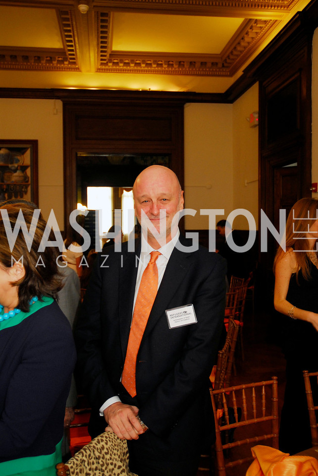 Amb.Ramon Gil-Casares,October 25,2012, Refugees International Washington Circle Luncheon,Kyle Samperton