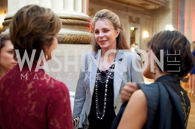 Her Majesty Queen Noor of Jordan.