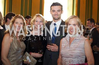 Gail Percy, Sara Bernstorff, Peter Bernstorff, Dane Nichols. Photo by Ben Droz.