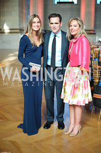 Her Majesty Queen Noor of Jordan, Matt Dillon, Lauren Bush Lauren, Mariella Traeger