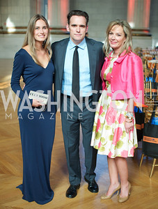 Lauren Bush Lauren, Matt Dillon, Mariella Trager. Photo by Ben Droz.