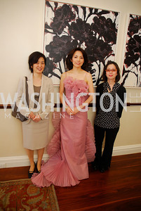 Kii Otsuka,Maki Mori,Mika Ito,April 3,2012,S & R Foundation Headquarters  Overture Series Artist Meet And Greet,Kyle Samperton