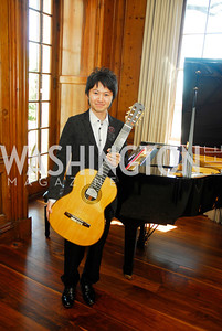 Soichi Muraji,April 3,2012,S & R Foundation Headquarters  Overture Series Artist Meet And Greet,Kyle Samperton