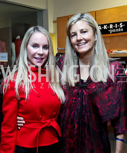 Cindy Jones, Sissy Yates. Photo by Tony Powell. Valentino 2013 Collection to benefit Autism Speaks. Saks Jandel. December 9, 2012