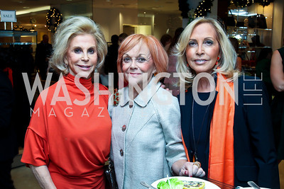 Wilma Bernstein, Francine Levinson, Mickey Lemer. Photo by Tony Powell. Valentino 2013 Collection to benefit Autism Speaks. Saks Jandel. December 9, 2012