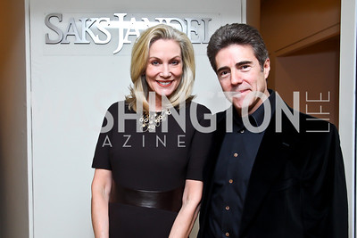 Cynthia Steele Vance, Peter Marx. Photo by Tony Powell. Valentino 2013 Collection to benefit Autism Speaks. Saks Jandel. December 9, 2012