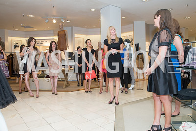 Saks and Washington Ballet Red Valentino Fall 2012 Shopping Party. Photo by Alfredo Flores. Saks Chevy Chase. September 13, 2012