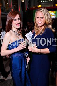 Erica Drescher, Stephanie Smith. School Night 2012. April 13, 2012. Photo by Tony Powell