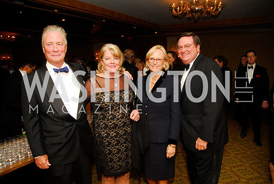 Mike McCarthy,Kate Burke,Pam McCarthy,Vince Burke,October 13,2012,Sibley Hospital's Celebration Of Hope  and Progress Gala,Kyle Samperton
