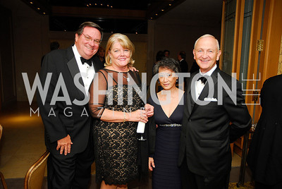 Vince Burke,Kate Burke,Janet Sloane ,Bob Sloane,October 13,2012,Sibley Hospital's Celebration Of Hope  and Progress Gala,Kyle Samperton